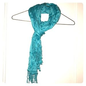 Accessories - Light Blue Scarf